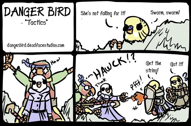 BIRD RUSH