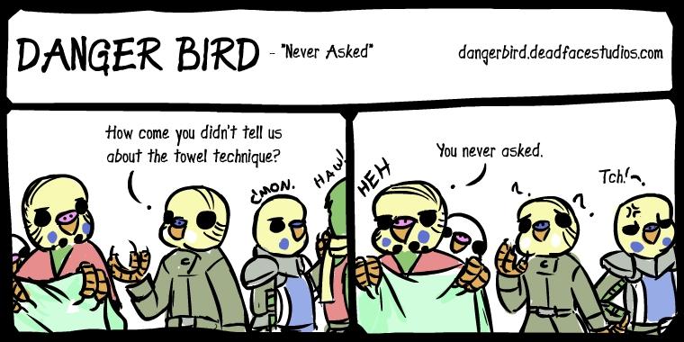 White Bird: Soon
