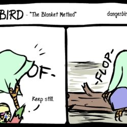 the blanket method